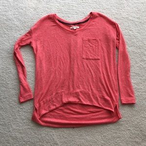 Anthropologie Pure + Good long sleeve top size XS